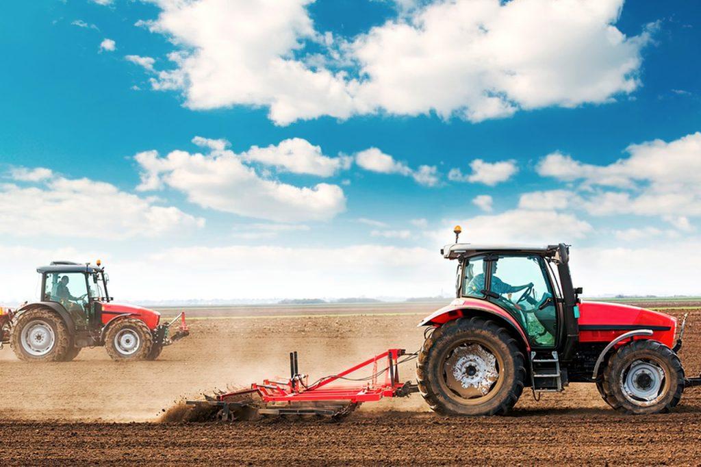 fertilizantes linha ou lanço